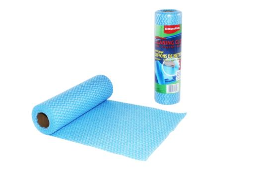 Cleaning cloth roll 30 sheets