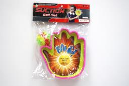 Suction Ball catch